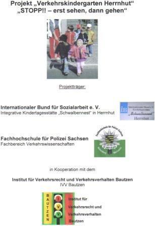 Logo Verkehrskindergarten Herrnhut