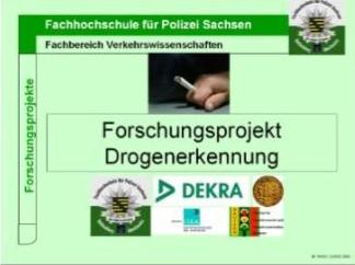 Logo Forschungsprojekt Drogenerkennung